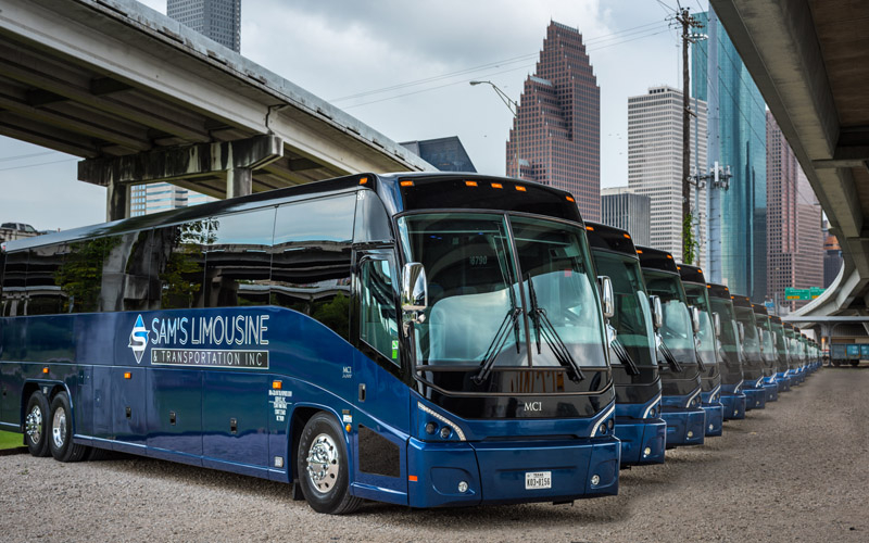 Tips For Chartering Bus in Houston